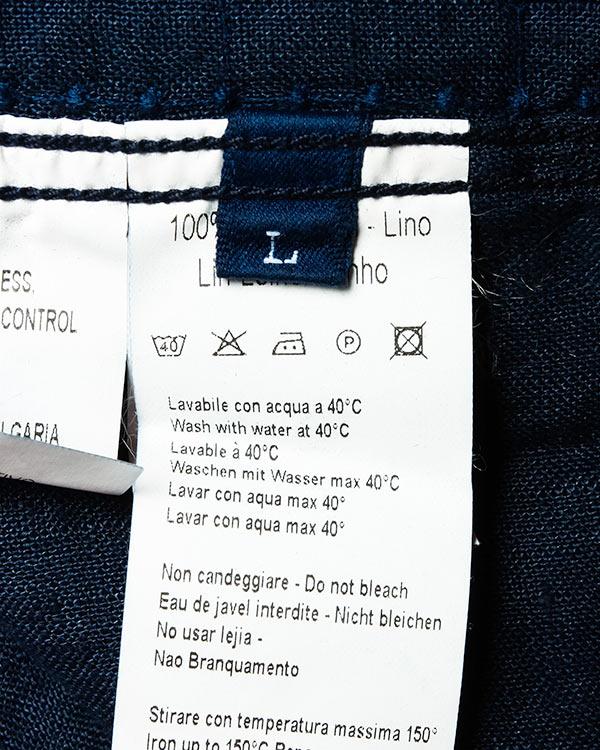 мужская рубашка 120% lino, сезон: лето 2016. Купить за 14500 руб. | Фото 5