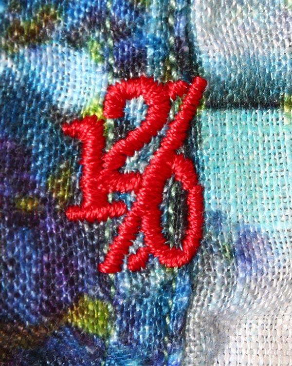 мужская рубашка 120% lino, сезон: лето 2015. Купить за 15000 руб. | Фото 4