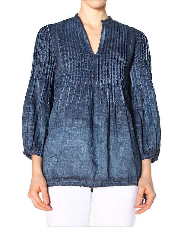 блуза  артикул 1388B317-F00 марки 120% lino купить за 6600 руб.
