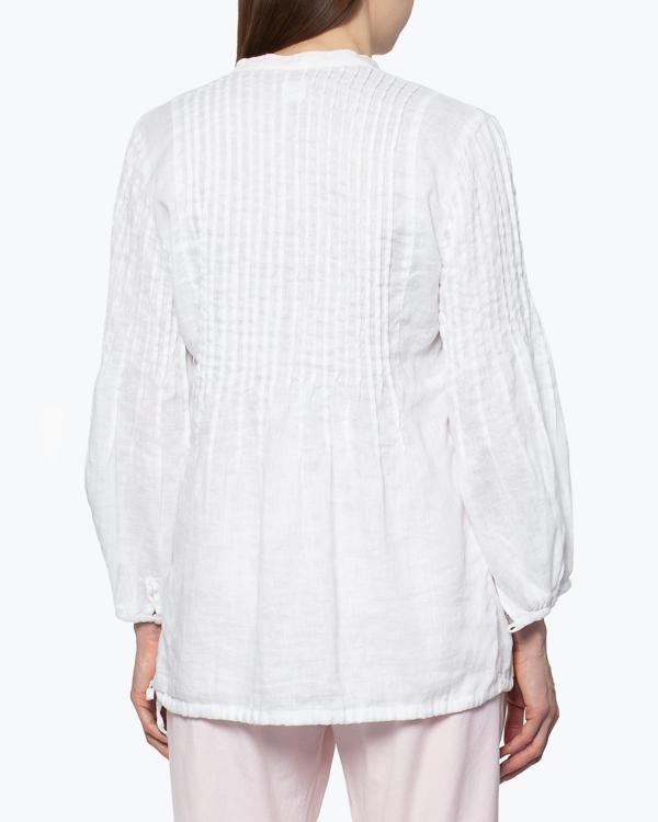 женская блуза 120% lino, сезон: лето 2015. Купить за 6300 руб. | Фото $i