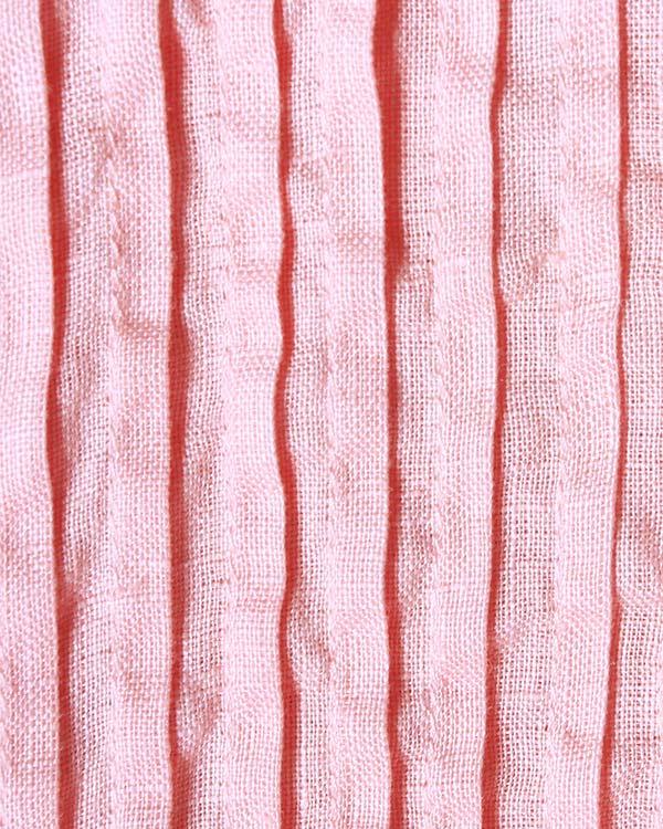 женская блуза 120% lino, сезон: лето 2015. Купить за 6300 руб. | Фото 4