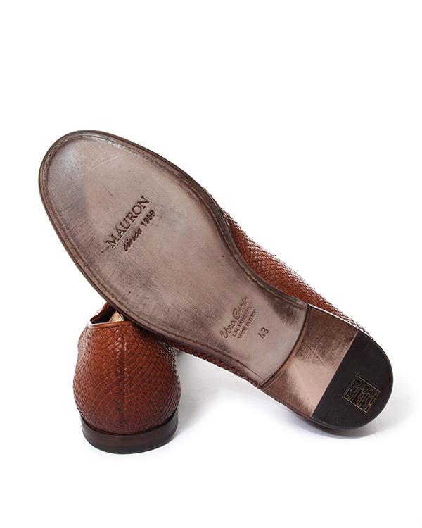 мужская туфли Mauron, сезон: лето 2014. Купить за 13800 руб. | Фото 3