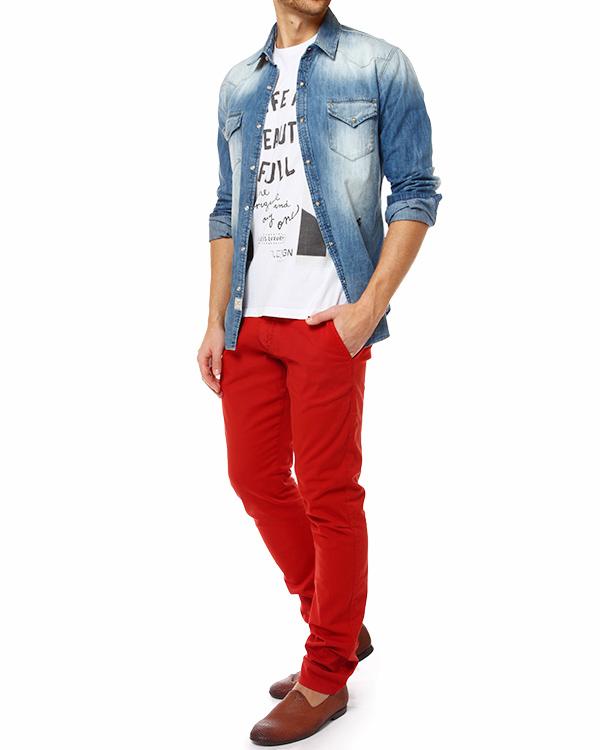 мужская туфли Mauron, сезон: лето 2014. Купить за 13800 руб. | Фото 4