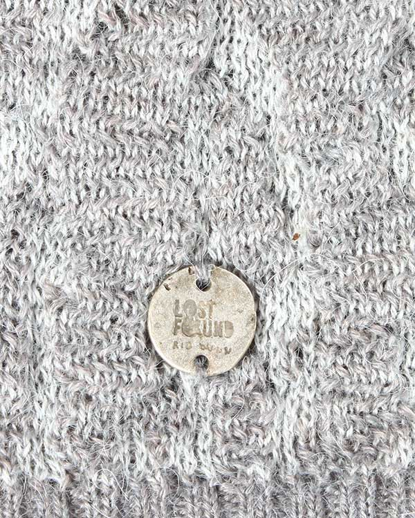 аксессуары шапка Lost&Found, сезон: зима 2014/15. Купить за 6700 руб. | Фото 3