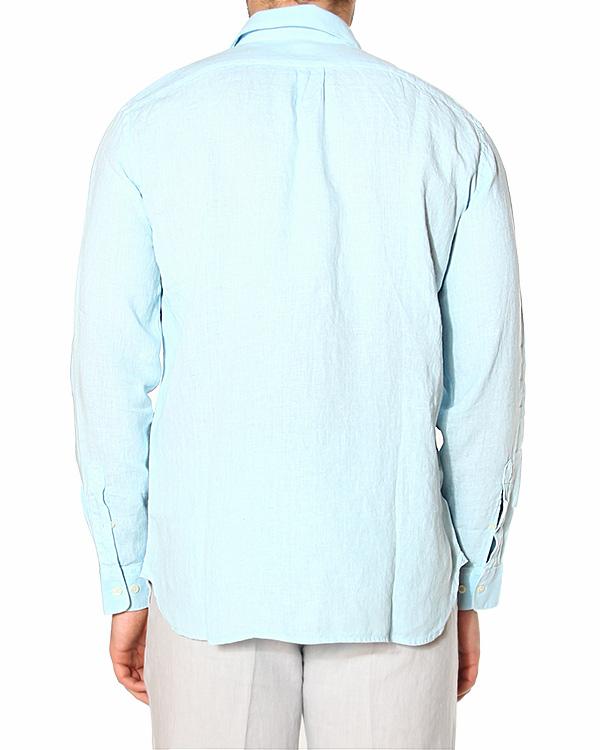 мужская рубашка 120% lino, сезон: лето 2015. Купить за 5200 руб. | Фото 2