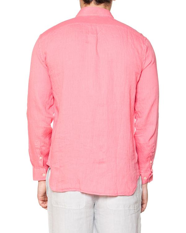 мужская рубашка 120% lino, сезон: лето 2015. Купить за 10400 руб. | Фото 2