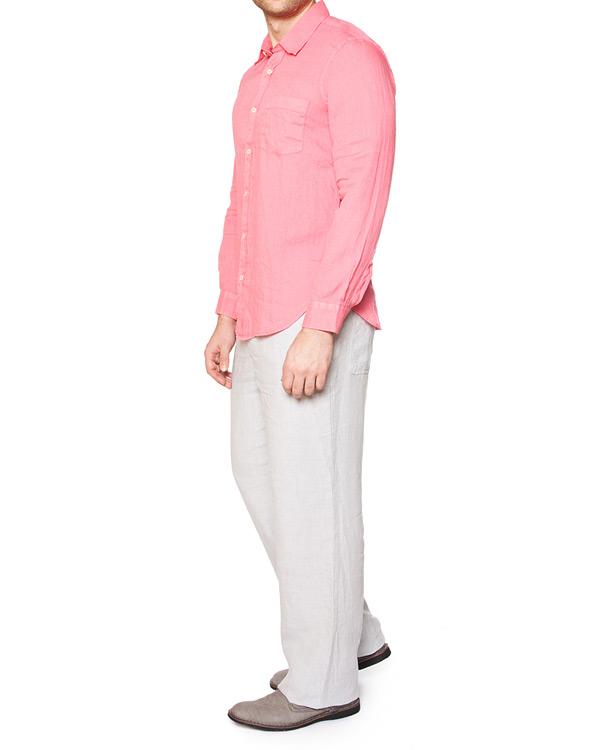 мужская рубашка 120% lino, сезон: лето 2015. Купить за 10400 руб. | Фото 3