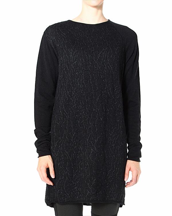 джемпер из плотной мягкой шерсти фактурного плетения артикул 14288705 марки Lost&Found купить за 13400 руб.