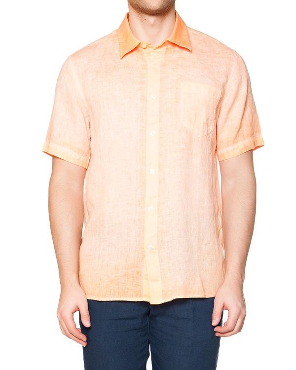 мужская рубашка 120% lino, сезон: лето 2015. Купить за 5100 руб. | Фото 1