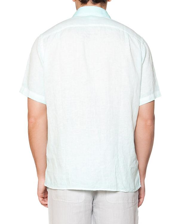 мужская рубашка 120% lino, сезон: лето 2015. Купить за 4100 руб. | Фото 2