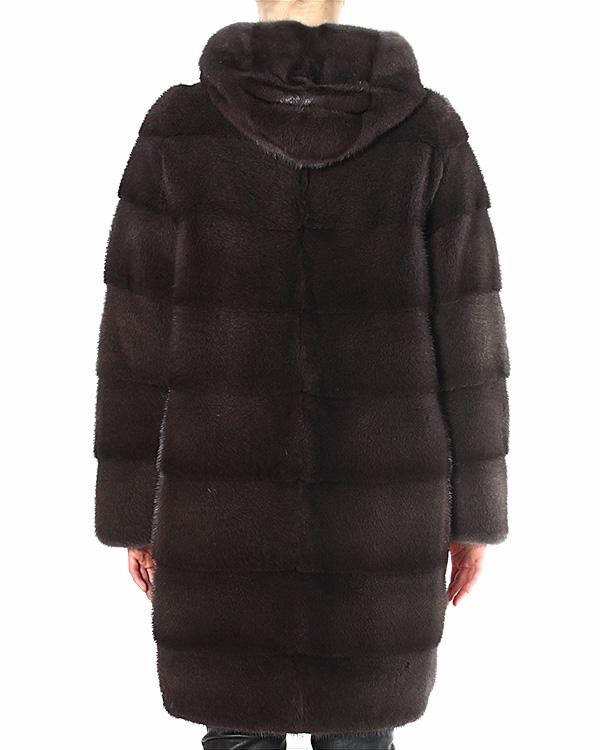 женская мех.пальто Manzoni, сезон: зима 2014/15. Купить за 272100 руб. | Фото 2