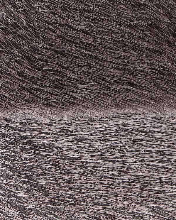 женская мех.пальто Manzoni, сезон: зима 2014/15. Купить за 272100 руб. | Фото 4