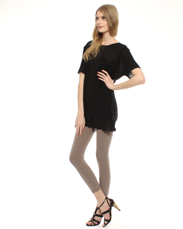 женская брюки ILARIA NISTRI, сезон: лето 2012. Купить за 10900 руб.   Фото 3