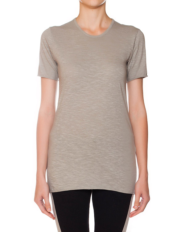 футболка из мягкого хлопкового трикотажа артикул 15230174R марки Lost&Found купить за 6800 руб.