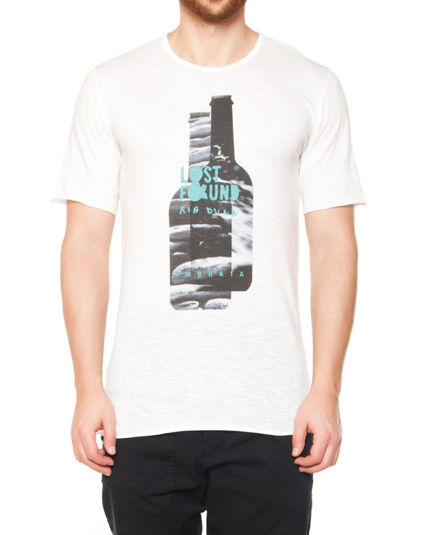 мужская футболка Lost&Found, сезон: лето 2015. Купить за 8300 руб. | Фото 1