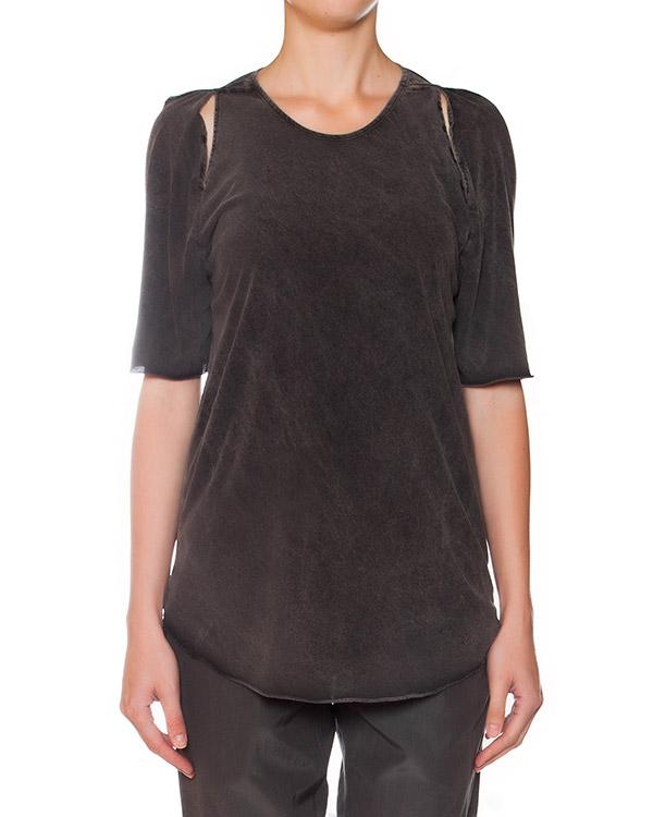 женская футболка Lost&Found, сезон: лето 2015. Купить за 15200 руб. | Фото 1