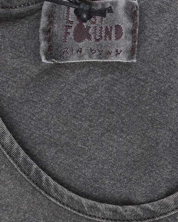 женская футболка Lost&Found, сезон: лето 2015. Купить за 15200 руб. | Фото 4