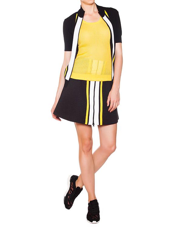 женская юбка Carven, сезон: лето 2015. Купить за 22100 руб. | Фото 3