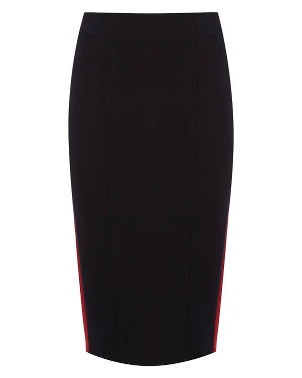 юбка карандаш прилегающего силуэта  артикул 1590301 марки Amanda Wakeley купить за 25500 руб.