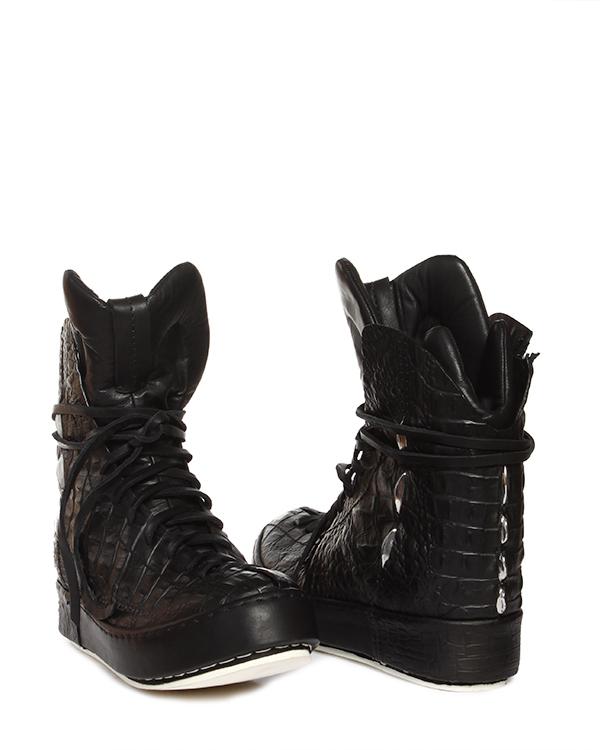 женская ботинки Artselab, сезон: зима 2014/15. Купить за 21000 руб. | Фото 3