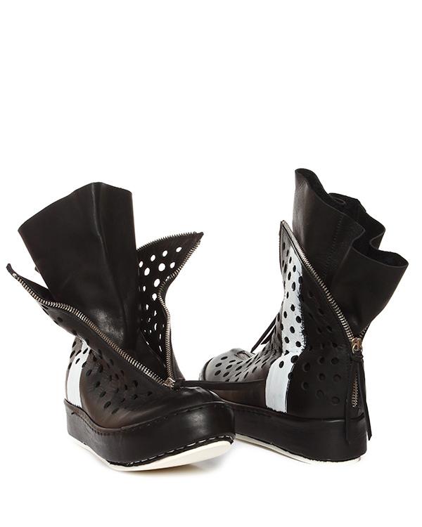 женская ботинки Artselab, сезон: зима 2014/15. Купить за 19000 руб. | Фото $i