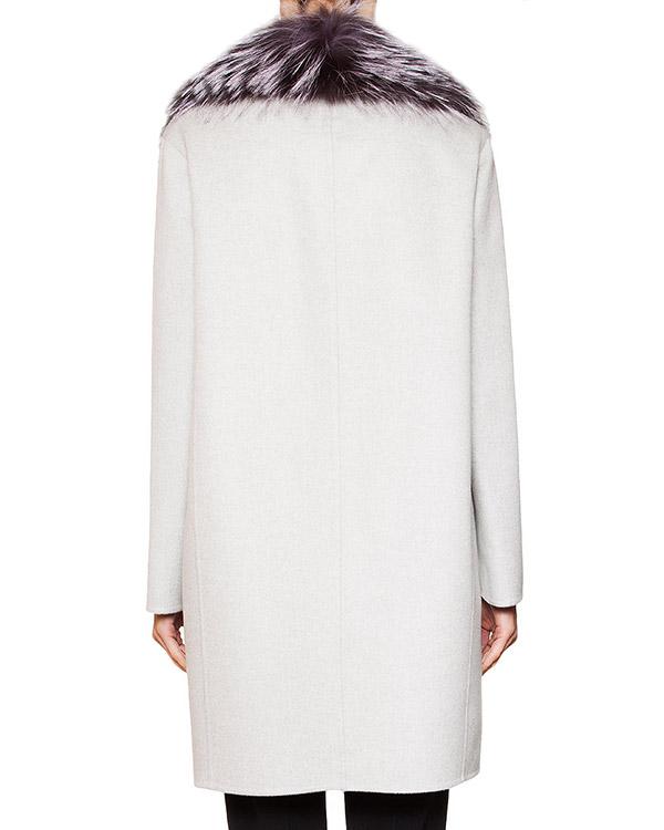 женская пальто Manzoni, сезон: зима 2015/16. Купить за 86500 руб. | Фото 2