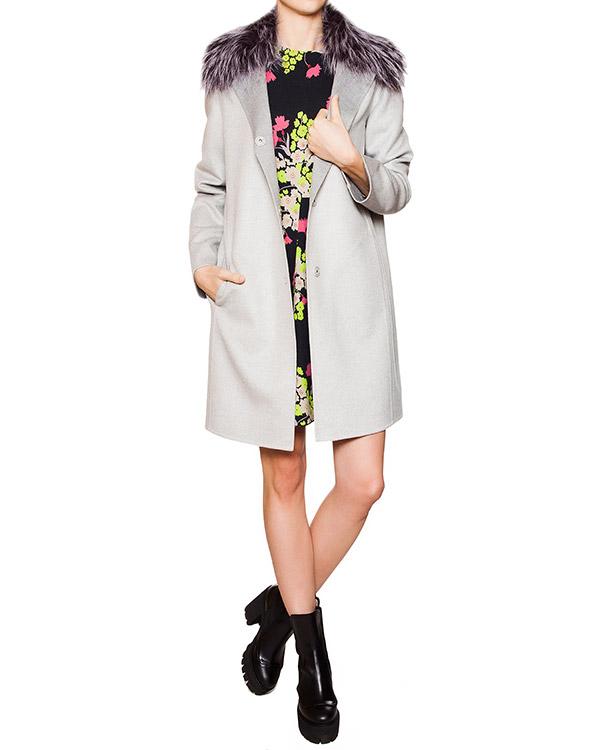 женская пальто Manzoni, сезон: зима 2015/16. Купить за 86500 руб. | Фото 3