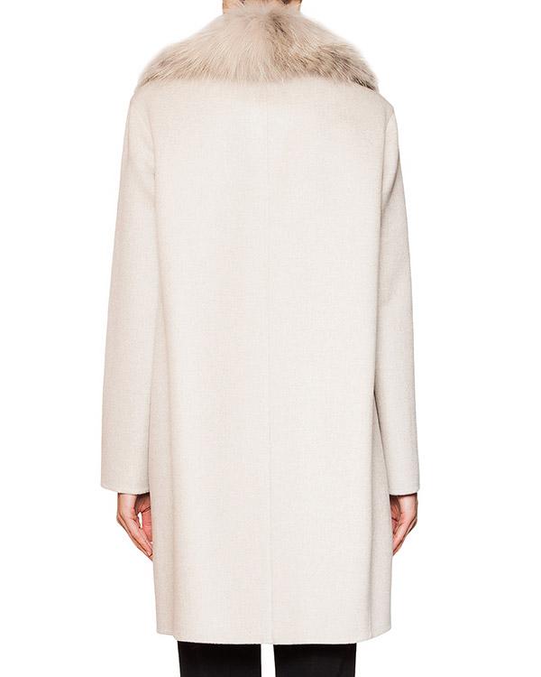 женская пальто Manzoni, сезон: зима 2015/16. Купить за 123500 руб. | Фото 2