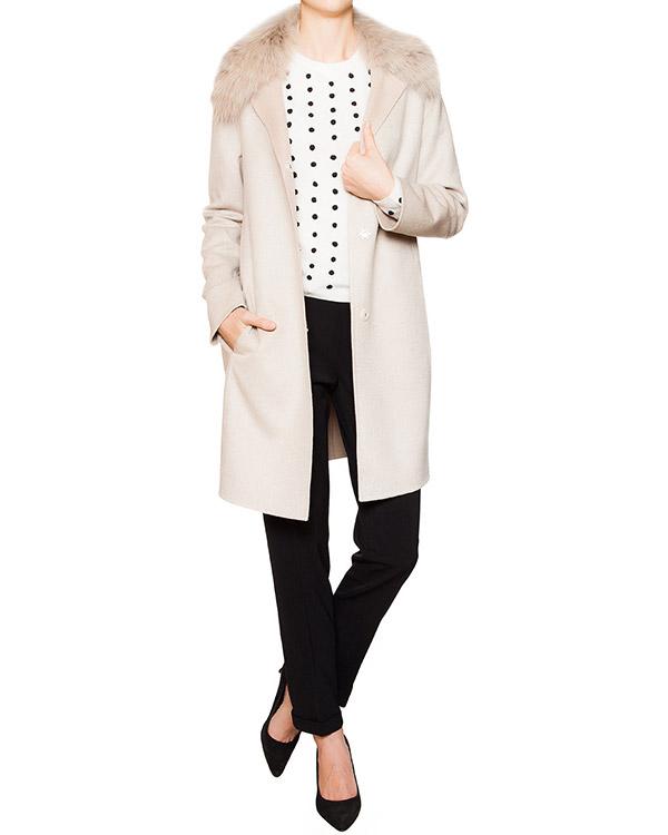 женская пальто Manzoni, сезон: зима 2015/16. Купить за 123500 руб. | Фото 3