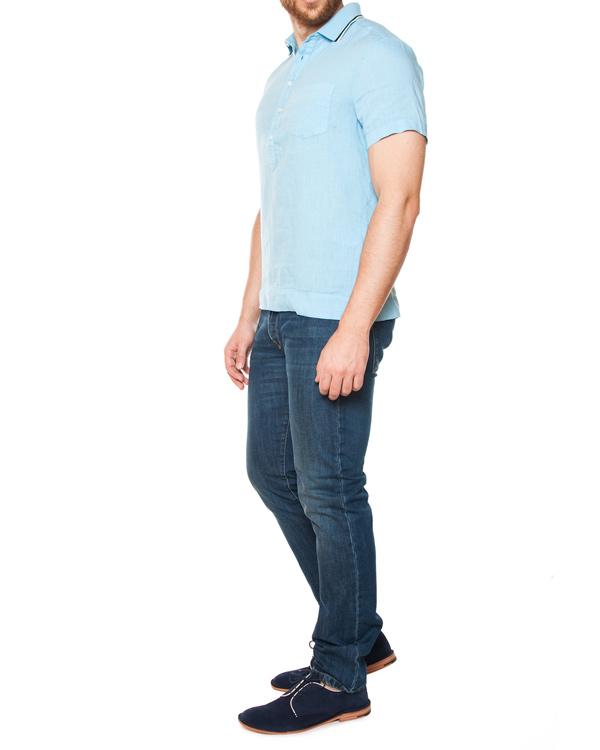 мужская рубашка C.P.Company, сезон: лето 2015. Купить за 6800 руб. | Фото 3
