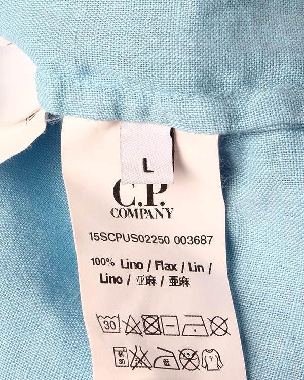 мужская рубашка C.P.Company, сезон: лето 2015. Купить за 6800 руб. | Фото 5