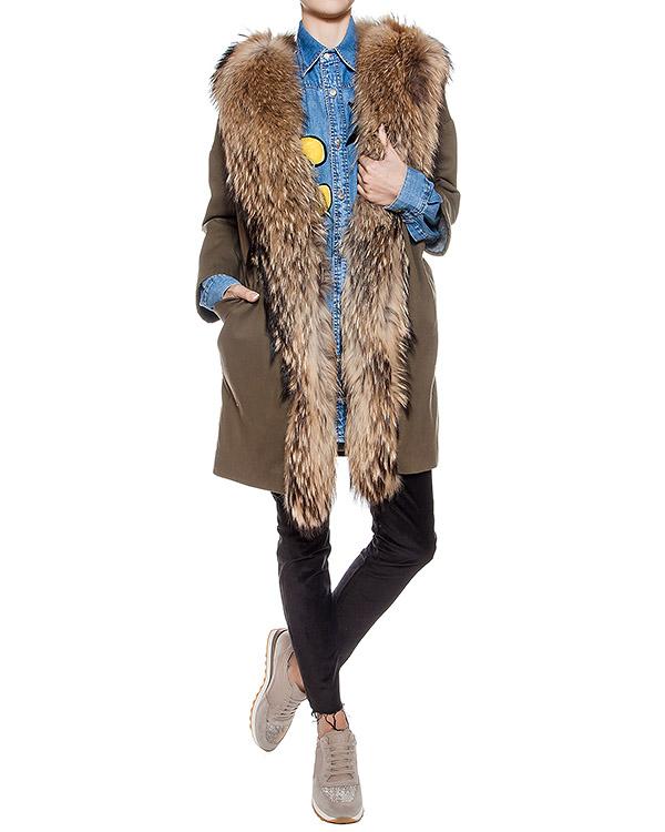 женская парка Ava Adore, сезон: зима 2016/17. Купить за 115300 руб. | Фото 3
