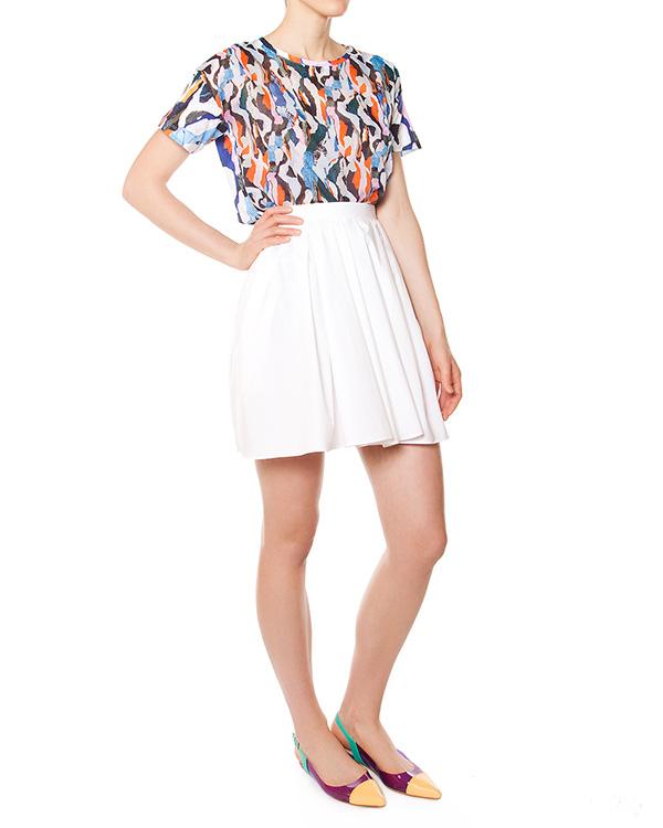 женская юбка Carven, сезон: лето 2015. Купить за 15000 руб. | Фото 3