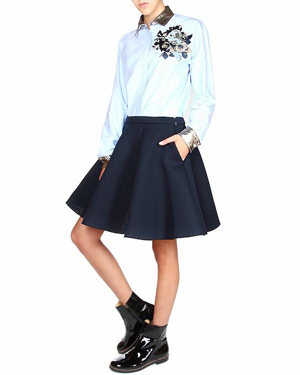 женская юбка MSGM, сезон: зима 2014/15. Купить за 10200 руб. | Фото 3