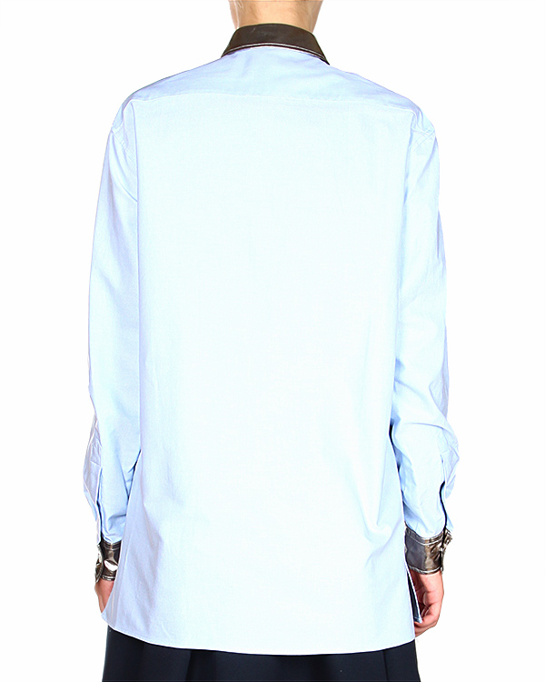женская блуза MSGM, сезон: зима 2014/15. Купить за 9100 руб. | Фото $i