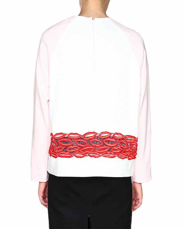 женская блуза MSGM, сезон: зима 2014/15. Купить за 14100 руб.   Фото $i