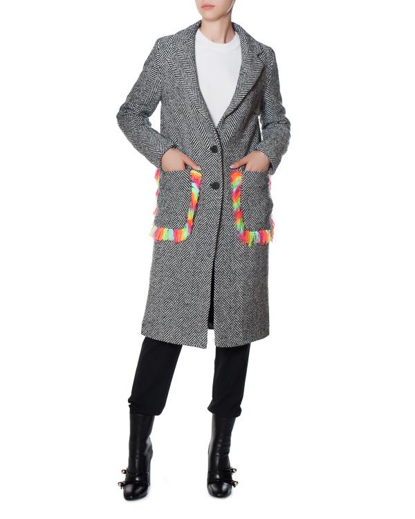 женская пальто Front Street 8, сезон: зима 2017/18. Купить за 20700 руб.   Фото $i