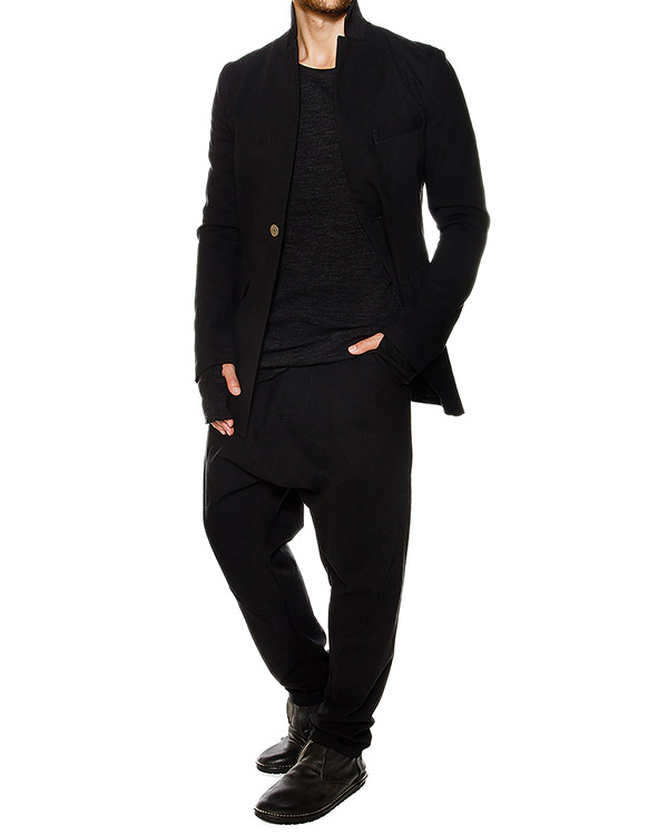 мужская пиджак Andrea Ya'aqov, сезон: зима 2016/17. Купить за 33600 руб. | Фото 3
