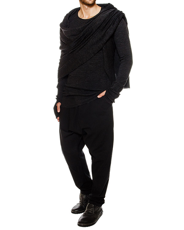 мужская джемпер Andrea Ya'aqov, сезон: зима 2016/17. Купить за 19800 руб. | Фото 3