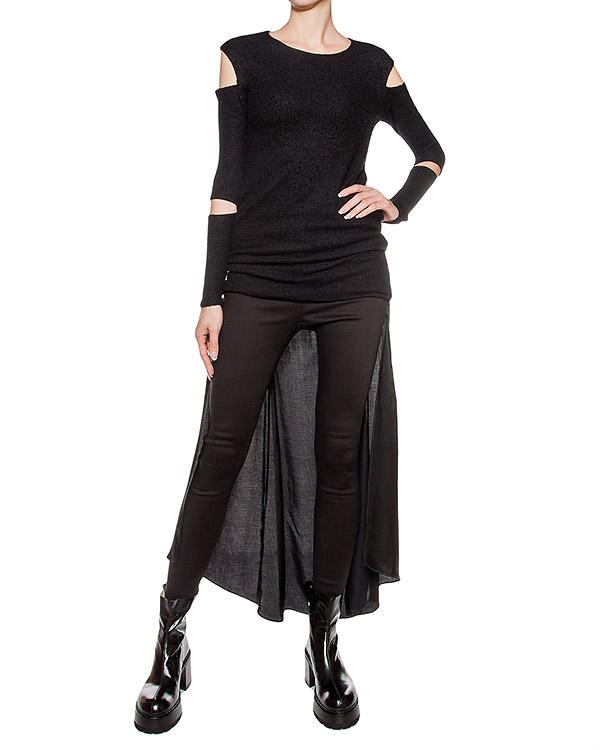 женская брюки Andrea Ya'aqov, сезон: зима 2016/17. Купить за 24200 руб. | Фото 3
