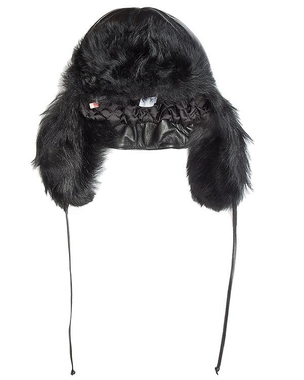 аксессуары шапка Andrea Ya'aqov, сезон: зима 2016/17. Купить за 23100 руб. | Фото 3