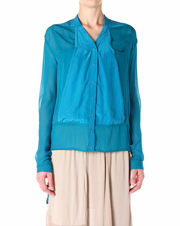 женская блуза ILARIA NISTRI, сезон: лето 2014. Купить за 11500 руб. | Фото 1