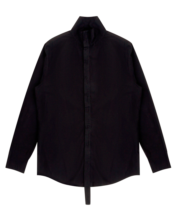 рубашка удлиненного силуэта из хлопка артикул 18MFUR44 марки Andrea Ya'aqov купить за 18000 руб.