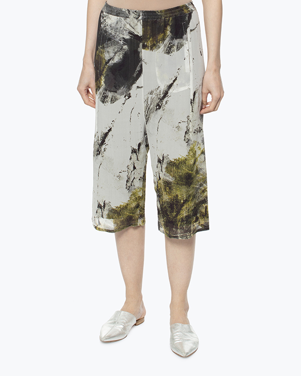 женская брюки ILARIA NISTRI, сезон: лето 2014. Купить за 13700 руб. | Фото 3