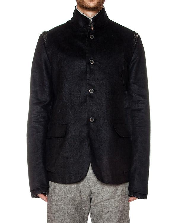 пиджак приталенного кроя из шерсти артикул 19403240 марки Lost&Found купить за 53500 руб.