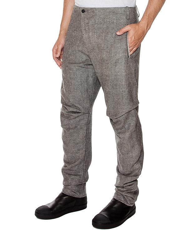 мужская брюки Lost&Found, сезон: зима 2016/17. Купить за 26900 руб. | Фото 1