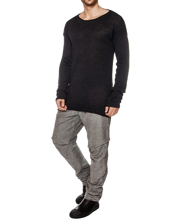 мужская брюки Lost&Found, сезон: зима 2016/17. Купить за 38400 руб. | Фото 3