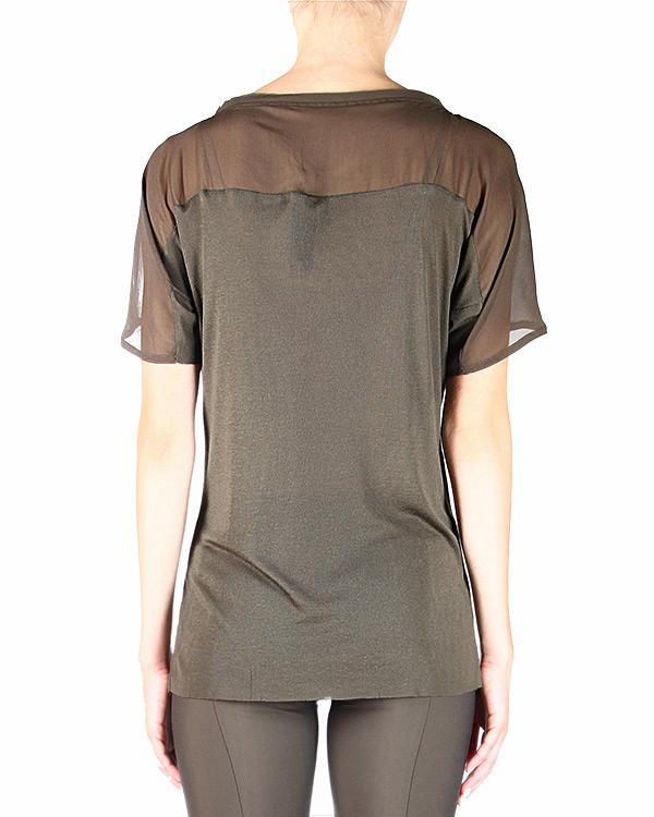 женская футболка ILARIA NISTRI, сезон: зима 2014/15. Купить за 8500 руб. | Фото $i