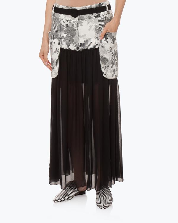 женская юбка Antonio Marras, сезон: лето 2016. Купить за 15400 руб. | Фото 3