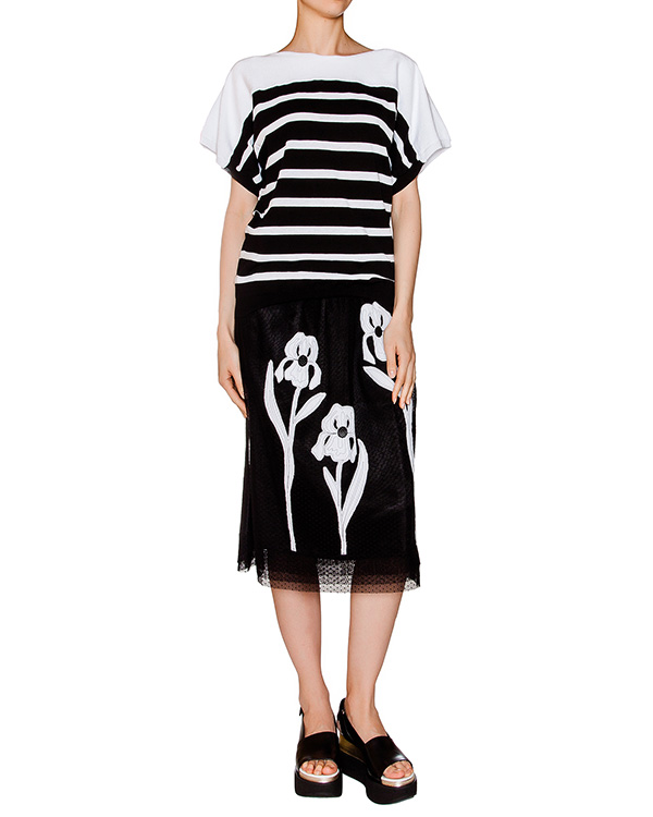 женская юбка Antonio Marras, сезон: лето 2016. Купить за 13500 руб. | Фото 3